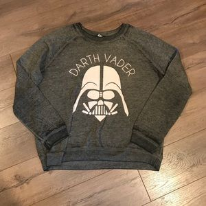 ⭐️🔥Darth Vader Heathered Crew Neck🔥⭐️